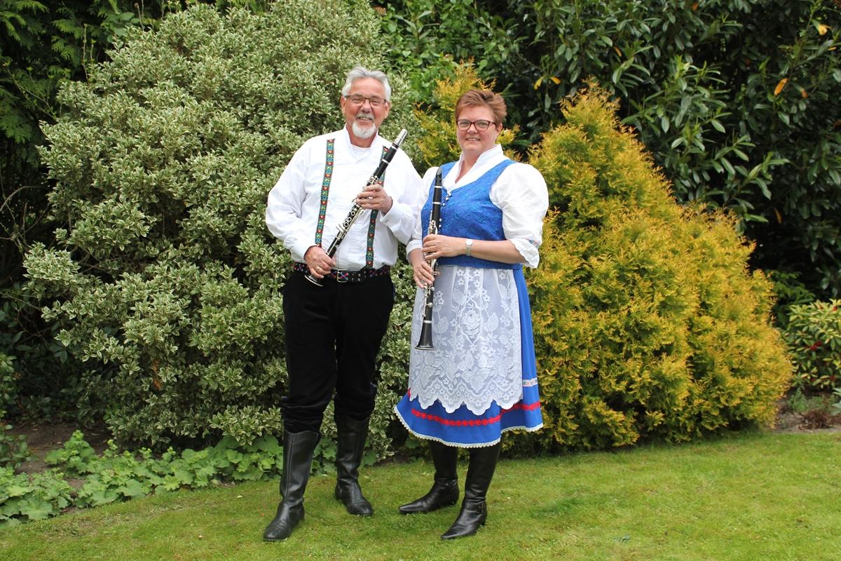 Larenka klarinet sectie